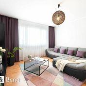 Arvin & Benet | Kompletne zrekonštruovaný 3i byt v Petržalke