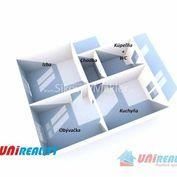 BÁNOVCE NAD BEBRAVOU- 2 izbový byt / CENTRUM / započatá rekonštrukcia