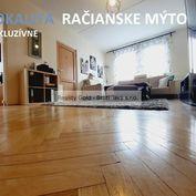 3 izbový RAČIANSKA - lokalita Račianske Mýto + BALKÓN , rekonštrukcia , v o ľ n ý !!  - VIDEO
