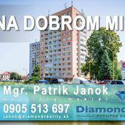 Na predaj 1 - izbový byt, Košice-Staré mesto