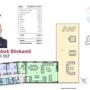 Predaj 5-izbový byt s obrovskou terasou v centre mesta Nitra v ORBIS Premium.