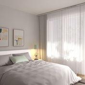 3i byt s dvoma balkónmi Zelené Vlčince D.209