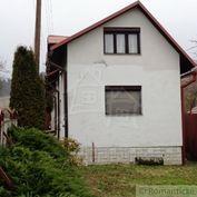 VÝRAZNÁ ZĽAVA !!! Priestranný rodinný dom na chalupu alebo podnikanie  blízko Ružinej
