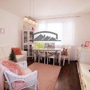 Rezervované - VIDEO-Krásny 2 izbový byt Žilina -Hájik