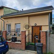 Rodinný dom Košice -Západ, 5 izbový, Blatná ul, rekonštrukcia, letná terasa