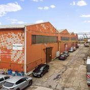 CASMAR RK ponúka na predaj skladovú halu č.8– priemyselná zóna
