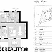 Novinka! Samostatne stojaci 4 izb. rodinný dom s pozemkom 482m²