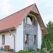 Pripravujeme do ponuky novostavbu 4 izbového rodinného domu, pozemok 770 m2, Smolenice, okr. Trnava