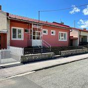 Na predaj rodinný dom v Poprade – Spišská Sobota (čiastočná rekonštrukcia)