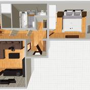 Predaj: 2. izbový družstevný byt, sídlisko Ťahanovce