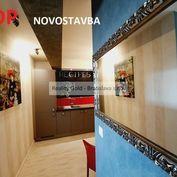 2 izbový VYŠEHRADSKÁ - novostavba - nebytový priestor - GARÁŽOVÉ STÁTIE v cene , zariadený !!