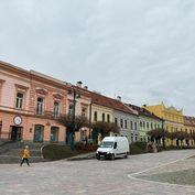 Predám budovu v centre Prešova