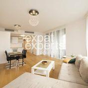 Zariadený 3i byt, 82 m2, 9. posch, JV, terasa, parkovanie, Sky Park