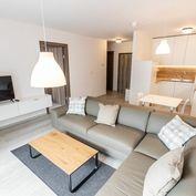Ponúkame na prenájom 2-izbový byt s krásnym výhľadom do parku, v novostavbe Urban Residence,
