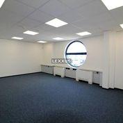 PRENÁJOM - kancelárske priestory 128-318 m2, Trnavská cesta,BA