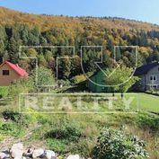 Predaj pozemku 1537m2 v Ružomberku časť Biely Potok.