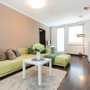 3i byt BA - Dúbravka, Beňovského.  75 m2,  KLIMA - TIP - TOP priestorovo a  dizajnovo riešenýv zelen