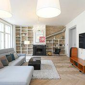 HERRYS, Predaj nadštandardný a prémiový 5 izbový byt s vysokými stropmi v centre, Tallerová ulica