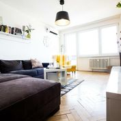 Krásny slnečný byt s nádherným výhľadom na Nitru - Chrenová