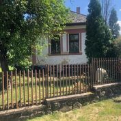 Na predaj rodinný dom v obci Bačkov
