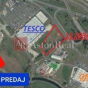 Komerčný stavebný pozemok Poprad - pri Tescu, 11 136 m2