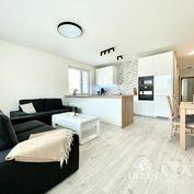 DELTA | PRENÁJOM: Bory Bývanie 2 - Zariadený 3kk byt v novostavbe, 83 m2