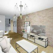 Predaj, exkluzívne 2 izbový byt s priestranným balkónom, Trenčín