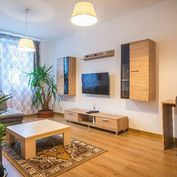 Prenajmem nadštandardný 2 izbový byt v centre Popradu