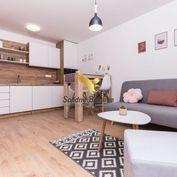 Exkluzívny prenájom moderného1 izbového bytu