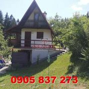Exkluzívne na predaj útulná chata v Banskej Bystrici v obci Tajov