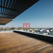 REZERVOVANÝ- Na predaj nádherný 4 izbový byt s veľkou terasou s výhľadom v tichej lokalite Jaroviec