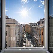 PROMINENT REAL predá nový nadštandardný 4 izb. apartmán v centre Bratislavy.