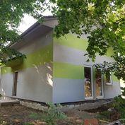 Rodinný dom pred dokončením - RECA - neďaleko od Slnečných jazier Senec