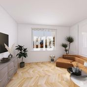 JASOVSKÁ - 3 izbový byt po čiastočnej rekonštrukcií