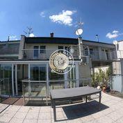 Nadštandartný luxusný 4i byt v Žiline v radovej zástavbe bytov