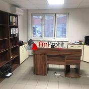 Na prenájom kancelárske priestory, garáž / dielňa / sklad a veľký areál vhodný pre kamióny LKW, Ntra