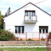 Predaj - rodinný dom a pozemok Bernolákovo - Exkluzívne