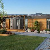 štýlový modulový dom L
