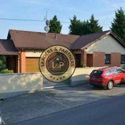Na predaj rodinný dom - bungalov v Špačinciach