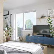 Šikovný 1-i byt v novostavbe bytového domu
