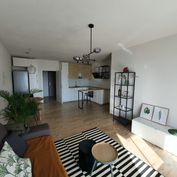 Prenajmem 2. izbový byt v novostavbe v Trenčíne.
