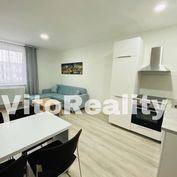 2-izbový byt na Coboriho ulici prenájom novostavba