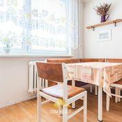 DOM-REALÍT ponúka 3 izbový byt na Ružovej ul. v Senici