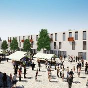 Administratívne priestory na prenájom, od 28 m2, Dominik. námestie