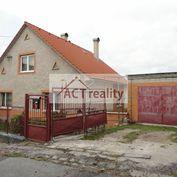 ACT REALITY-  EXKLUZÍVNE - Rodinný dom 5+1, garáž, vedľajšia stavba, 578 m2, širšie centrum, Prievid