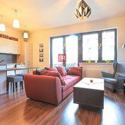 HERRYS - Na prenájom príjemný kompletne zariadený 2 izbový byt s balkónom v atraktívnej Rezidencii B