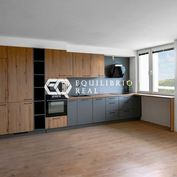 Krásny 3-izbový byt na  Dvorkinovej ulici v Košiciach