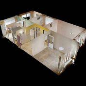 REZERVOVANĚ-na predaj 4 izbový byt 84m2 s lodžiou v pôvodnom stave  Dubnica nad Váhom
