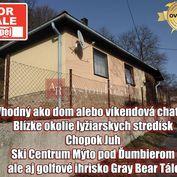 PREDAJ: Rodinný domček v Podbrezovej, časť Lopej