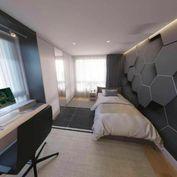 Penthouse v Miloslavove so zelenou terasou!